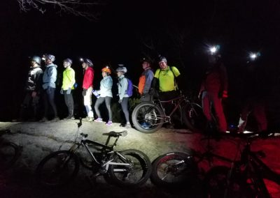 Hurd State Park Night Ride