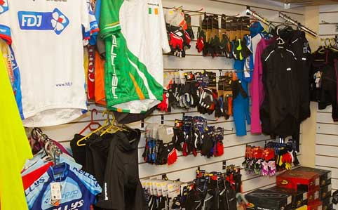 Bicycle Clothing Biking Accessories in East Hampton